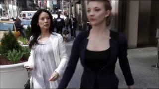 Elementary 1x23 - Joan Watson VS Jamie Moriarty