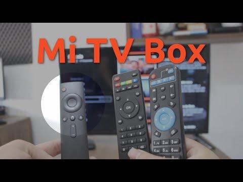 Este é o melhor Android TV Box que eu já vi! - Mi TV Box
