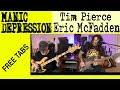 Eric McFadden | Manic Depression | Tim Pierce | Hendrix | Learn To Play | Guitar Lesson