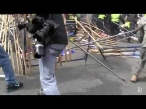 Boston Marathon Bombing Unncut