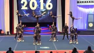 2016 Senior Small All Girl Semis Highlights 2016 Senior Small All G...