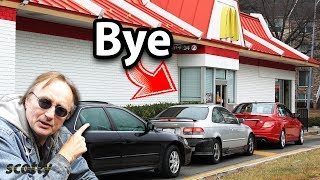 Here's Why the Government Just Banned All Drive Thru's