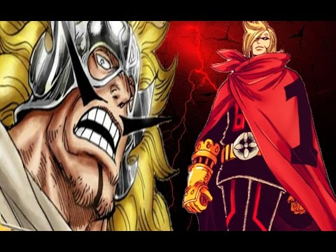 "All Vinsmoke Members True Powers ""Blood Lightning"" - One Piece (ワンピース ) Chapter 845 