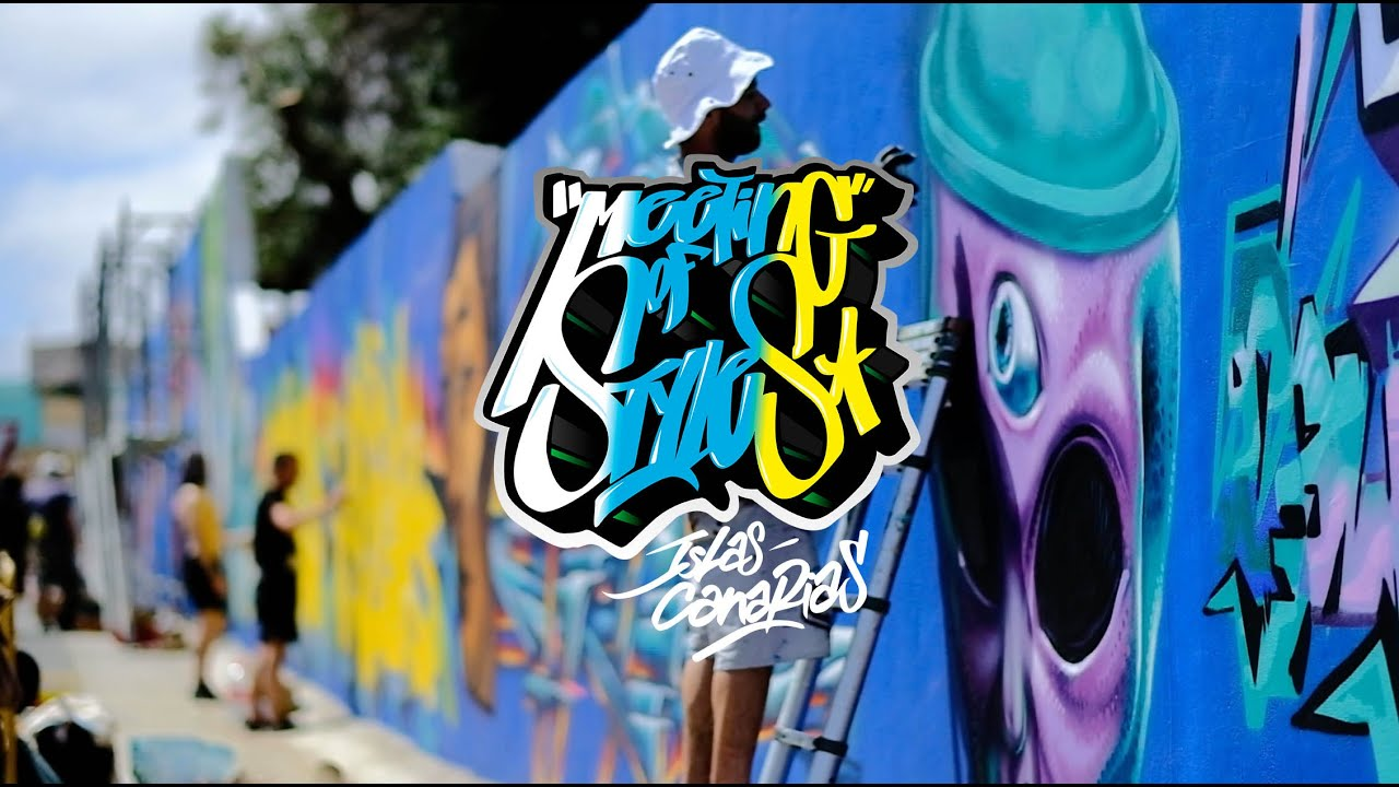 🌴 Meeting of Styles Islas Canarias 2018 / Official Video 🌴