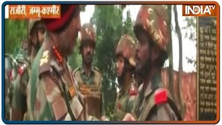 Army's Northern Command Chief Lt Gen Ranbir Singh reviews security situation in LoC