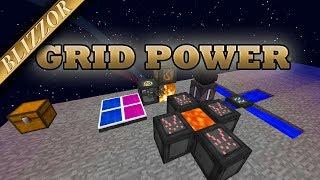 Extra Utilities 2 - Grid Power [Tutorial] [Deutsch] [GER]