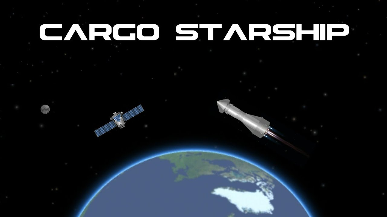   Cargo Starship   SFS