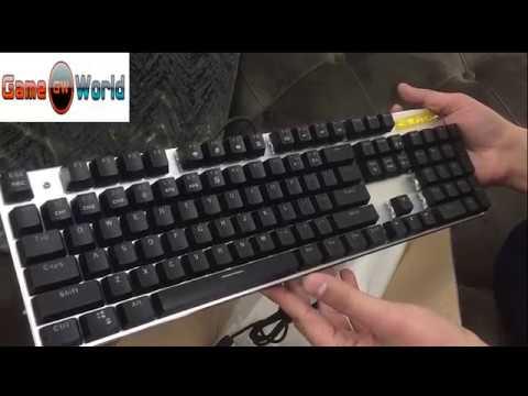 Aliexpress'ten Aldığım Mekanik Klavye Tanıtımı Bu Fiyata Böylesi Yok... Zero E Sport Gaming Gear-X08