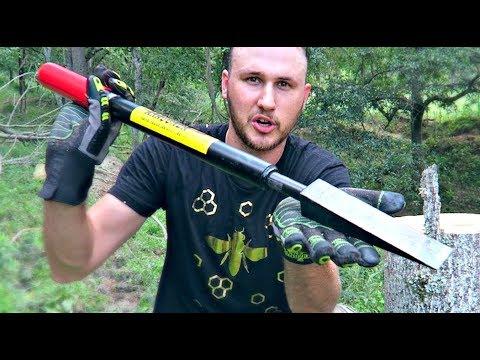 Slide Hammer Log Splitter