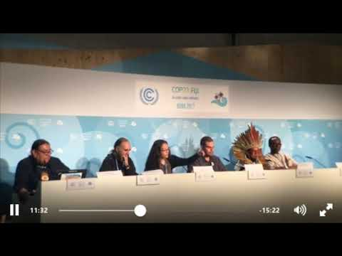 COP23 FIJI UN Climate Change Conference in Bonn, Germany