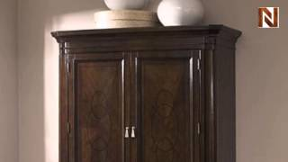 Milieu Park Armoire Top C7103-01 By Fairmont Designs