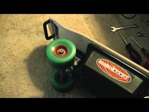 Bones Swiss 6 ball bearings - spin test / review