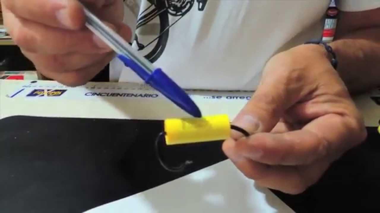 C mo cambiar el capacitor de un ventilador de techo youtube - Cambiar instalacion electrica sin rozas ...