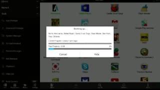 backup apps apk using es file explorer