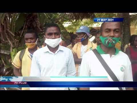 VAOVAO DU 21 MAI 2021 BY TV PLUS MADAGASCAR