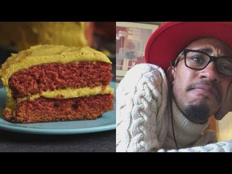 Kalen Reacts: Ketchup Cake