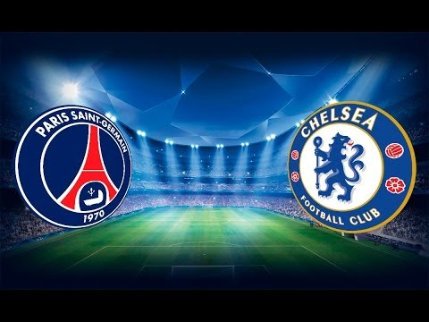 Paris Saint Germain VS Chelsea simulacion FIFA 14 UEFA Champions League