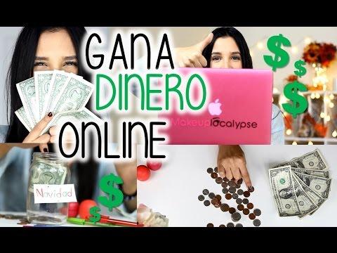 GANAR DINERO por INTERNET!!