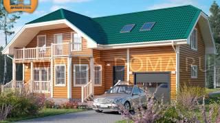 Коттеджи, типовые проекты.(Типовые проекты коттеджей от компании Дачный Стиль. Цены и планировки: http://ds-doma.ru/board/10., 2015-10-05T11:16:34.000Z)