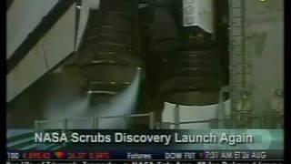 NASA Scrubs Discovery Launch Again - Bloomberg