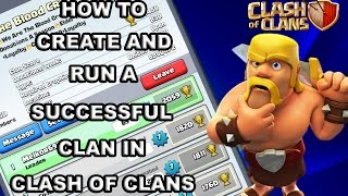 Download lagu Clash Of Clans- How to Create, Grow and Run a Successful Clan!