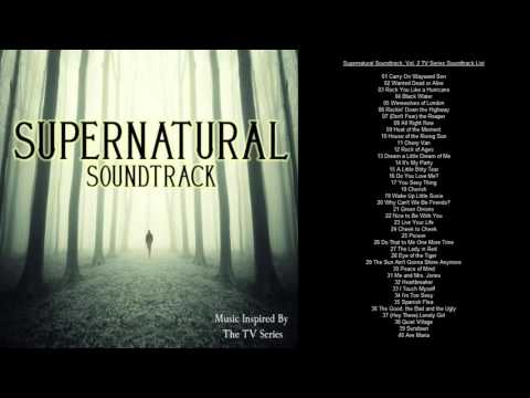 Supernatural Soundtrack Tracklist Vol 2