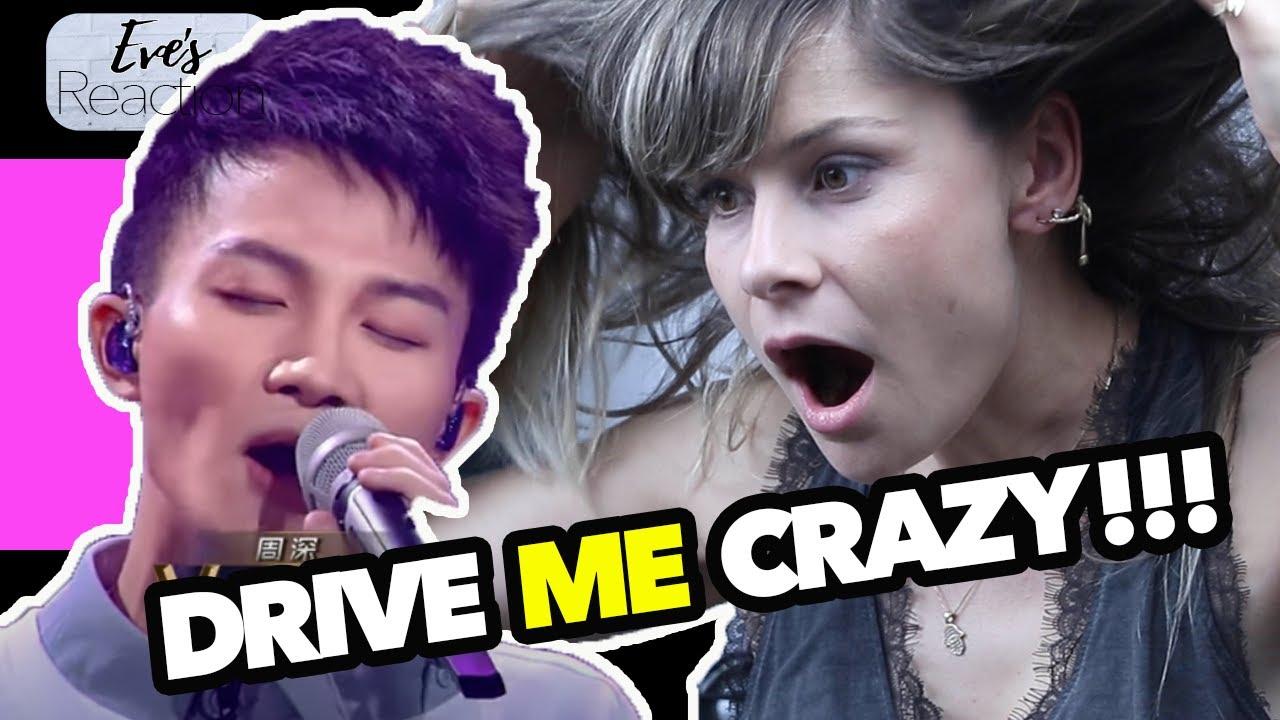 周深《Time to say goodbye》:创意演唱 两种风格融合的新体验! - 单曲纯享《声入人心》 Super-Vocal【歌手官方音乐频道】| Reaction Zhou Shen