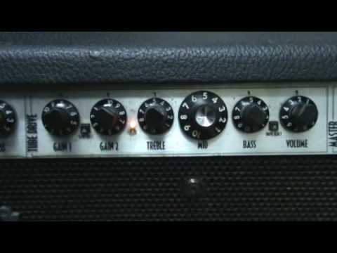 fender roc pro1000 amp drive sound youtube rh youtube com Footswitch Fender Roc PRO 1000 fender roc pro 1000 combo review
