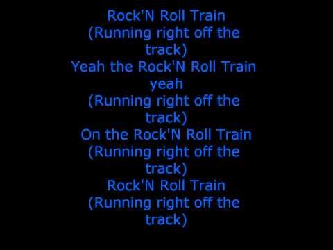 AC/DC-Rock N' Roll Train [Lyrics]