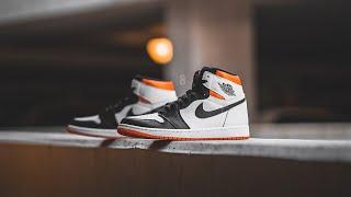 "Air Jordan 1 Retro High OG ""Electro Orange"": Review & On-Feet"