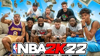Ultimate 2HYPE NBA 2K22 Tournament ft. Adin Ross, IShowSpeed & Prime