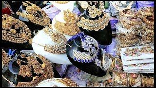 Artificial jewellery market in delhi | karol Bagh |