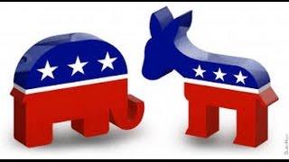 Democrats Versus Republicans