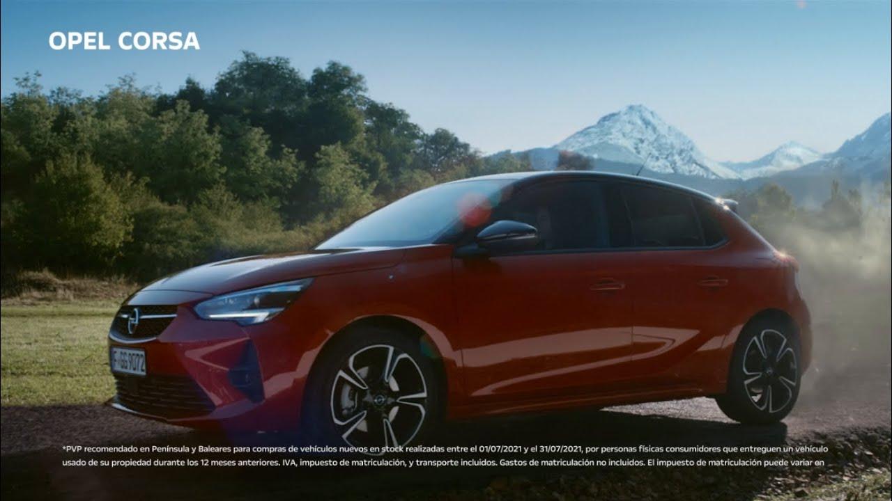 Opel Corsa: Tecnología alemana pensada para ti