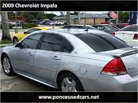 2009 chevrolet impala used cars fort myers fl youtube. Black Bedroom Furniture Sets. Home Design Ideas