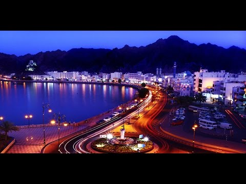 Muscat, Oman - The most beautiful city in the world 2016 [HD] Muttrah