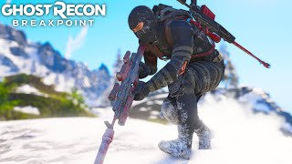 Ghost Recon Breakpoint ADVANCED ASSAULT TRAINING! Ghost Recon Breakpoint Free Roam