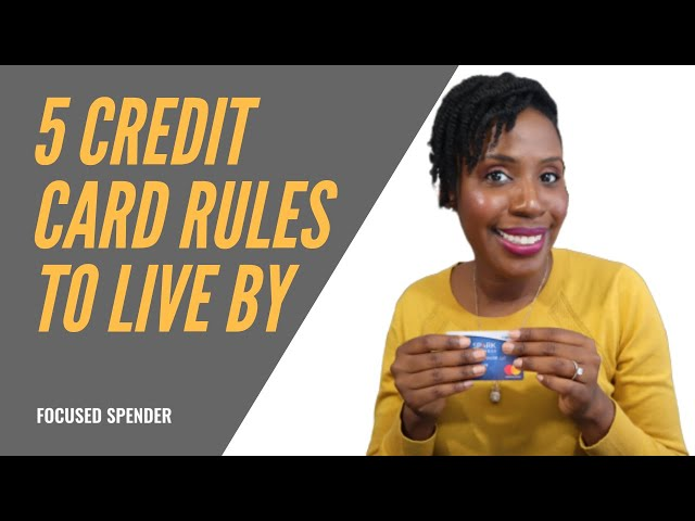 I use a credit card, but should you?