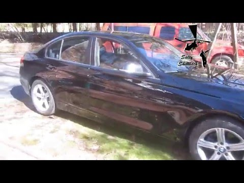 BMW 328I X Drive (It was a rental)