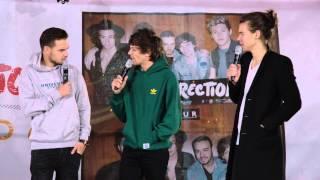 One Direction Orlando Q&A - Influences