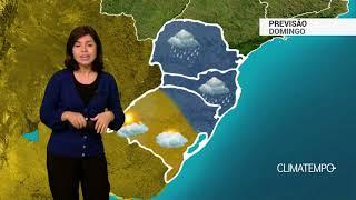 Previsão Sul – Chuva e queda de temperatura