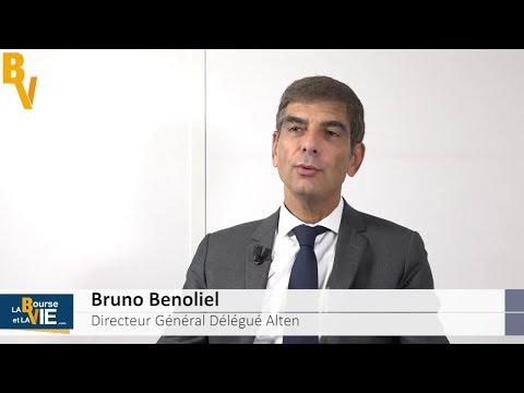 Interview de B. Benoliel-DG délégué - Résultats semestriels ALTEN 2019