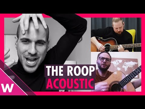"The Roop ""On Fire"" - LIVE acoustic in quarantine (Lithuania Eurovision 2020)"