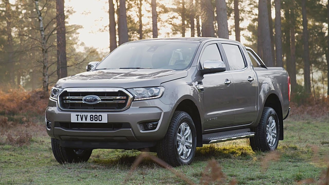 2020 ford ranger limited