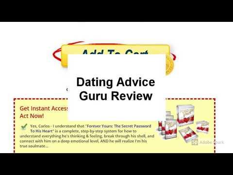 dating advice guru/forever