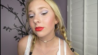 Fourth of July Makeup Tutorial!