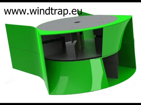 windtrap - a new wind turbine