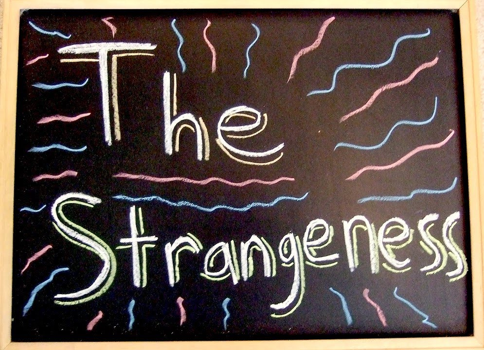 The Strangeness - A vlog about Pogopalooza (pogo stick convention) and VidCon 2011 (YouTubers convention).