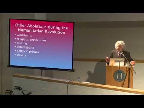 Steven Pinker Delivers Keynote at 2014 Human Rights and the Humanities Conference