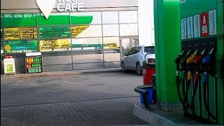 daily Roads Voyager тест видео, день/ночь (телефон Lenovo P 780)